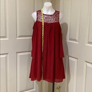 Heart soul dress